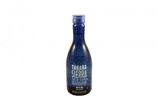 Saké Sierra Cold 12 % - 300 ml