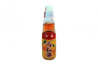 Ramune limonade japonaise goût orange
