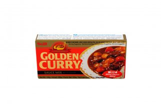 Golden curry doux 100gr
