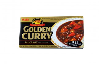 Golden curry fort 240gr