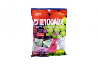 Assortiment de bonbons mous aux fruits - 102 g